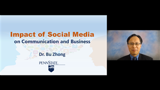 Impact of Social Media on Communication and Business