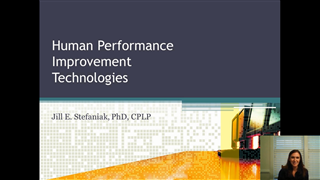 Emerging Research on Human Performance Improvement Technology