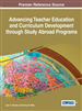Advancing Teacher Education and Curriculum Development through Study Abroad Programs