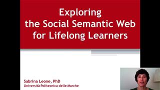 Exploring the Social Semantic Web for Lifelong Learners
