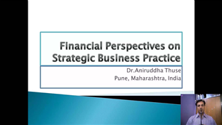 Financial Perspectives on Strategic Business Practice