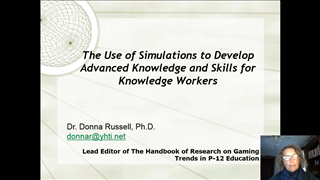 Simulations as an Educational Resource for Knowledge Workers