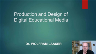 Production and Design of Digital Educational Media