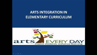 Music, Art, and Physical Education in the Elementary Curriculum