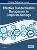 Effective Standardization Management in Corporate Settings