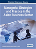 Managerial Strategies and Practice in the Asian Business Sector