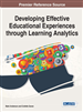 Developing Effective Educational Experiences through Learning Analytics