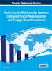 Corporate Social Responsibility: A Manifestation in FDI