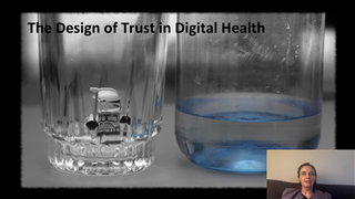Designing Trust in Digital Health Environments