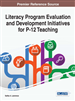 Literacy Program Evaluation and Development Initiatives for P-12 Teaching