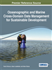Oceanographic and Marine Cross-Domain Data Management for Sustainable Development