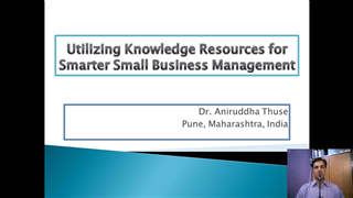 Utilizing Knowledge Resources for Smarter Small Business Management