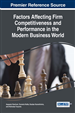 Factors Affecting Firm Competitiveness and Performance in the Modern Business World