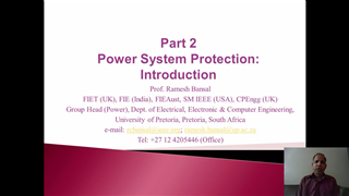 Advancements in Power System Protection Pt. II
