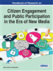 Handbook of Research on Citizen Engagement and Public Participation in the Era of New Media