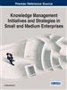 Knowledge Management Initiatives and Strategies in Small and Medium Enterprises