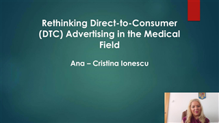 Rethinking Direct-to-Consumer (DTC) Advertising in the Medical Field