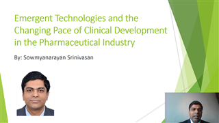 Emergent Technologies and the Changing Pace of Clinical Development in the Pharmaceutical Industry