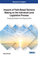 Impacts of Faith-Based Decision Making on the Individual-Level Legislative Process: Emerging Research and Opportunities