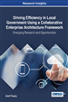 Driving Efficiency in Local Government Using a Collaborative Enterprise Architecture Framework: Emerging Research and Opportunities
