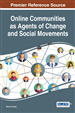 Online Communities as Agents of Change and Social Movements