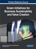 Green Initiatives for Business Sustainability and Value Creation