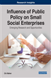 Influence of Public Policy on Small Social Enterprises: Emerging Research and Opportunities