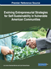 Evolving Entrepreneurial Strategies for Self-Sustainability in Vulnerable American Communities