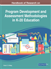 Handbook of Research on Program Development and Assessment Methodologies in K-20 Education