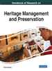 Handbook of Research on Heritage Management and...