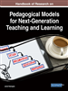 Handbook of Research on Pedagogical Models for Next-Generation Teaching and Learning