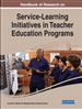 Handbook of Research on Service-Learning Initiatives in Teacher Education Programs
