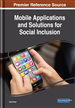 Mobile Applications and Solutions for Social Inclusion