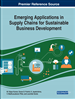 Emerging Applications in Supply Chains for...