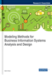 Modeling Methods for Business Information Systems Analysis and Design