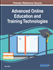 Advanced Online Education and Training Technologies