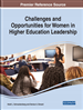 Challenges and Opportunities for Women in Higher Education