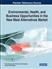 Environmental, Health, and Business Opportunities in the New Meat Alternatives Market