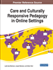 Care and Culturally Responsive Pedagogy in Online Settings