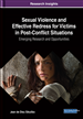 Sexual Violence and Effective Redress for Victims in Post-Conflict Situations: Emerging Research and Opportunities