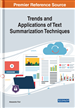 Trends and Applications of Text Summarization...