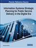 Information Systems Strategic Planning for Public Service Delivery in the Digital Era