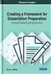 Creating a Framework for Dissertation Preparation