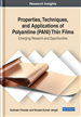Properties, Techniques, and Applications of Polyaniline (PANI) Thin Films: Emerging Research and Opportunities