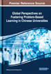 Global Perspectives on Fostering Problem-Based Learning in Chinese Universities