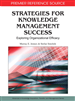 Strategies for Knowledge Management Success: Exploring Organizational Efficacy
