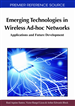 Emerging Technologies in Wireless Ad-hoc Networks: Applications and Future Development
