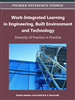 Work-Integrated Learning in Engineering, Built Environment and Technology: Diversity of Practice in Practice