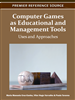 Computer Games as Educational and Management Tools: Uses and Approaches