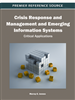 Crisis Response and Management and Emerging Information Systems: Critical Applications